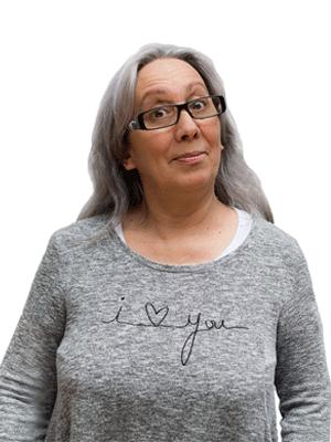 Teacher Antonia Pacheco