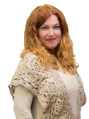 Teacher of Spanish Beatriz