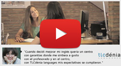 spanish courses video