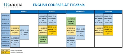 schedule-children-english-course-denia