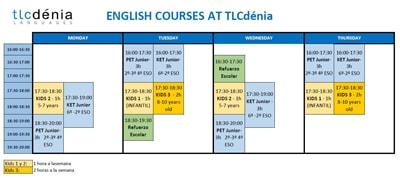 schedule-children-english-course-denia