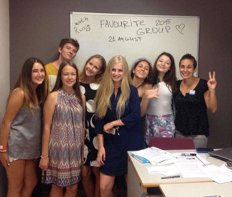 english-summer-course