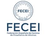 logo of FECEI federation of language schools