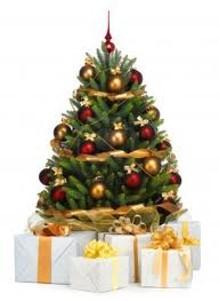Christmas tree - Spanish decoration for Christmas