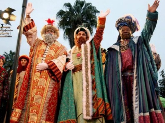 The Three Wise Men in Spain