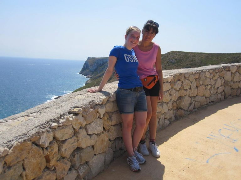 Accommodation in a homestay for Spanish courses