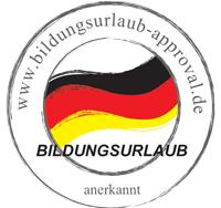 Bildungsurlaub programe logo