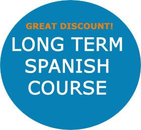 Long term Spanish Course Discount