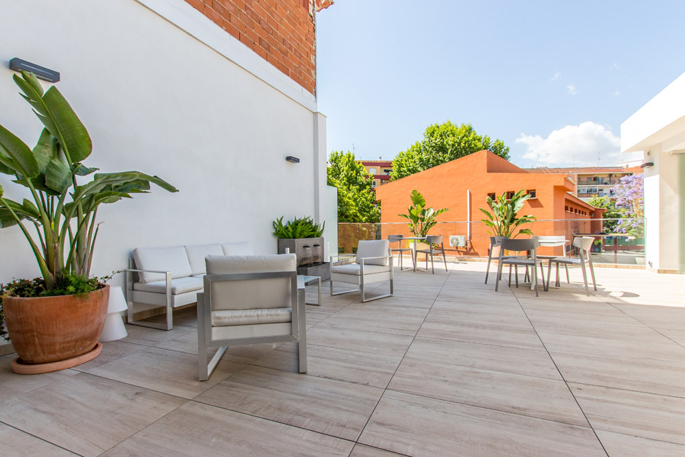 school spanish terrace