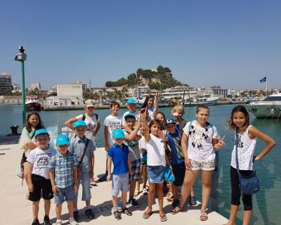 Spanish for Children (Option A)(5-10 years old)