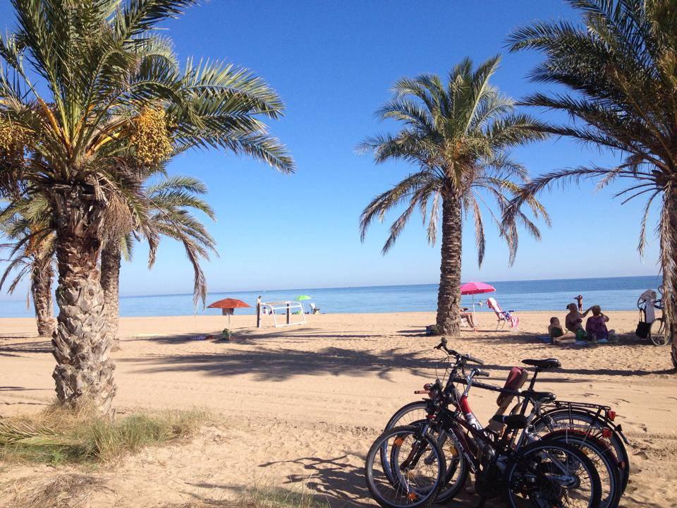 plage de Dénia, costa blanca, en Espagne