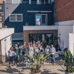 étudiants de l'école TLCdénia à Dénia en Espagne