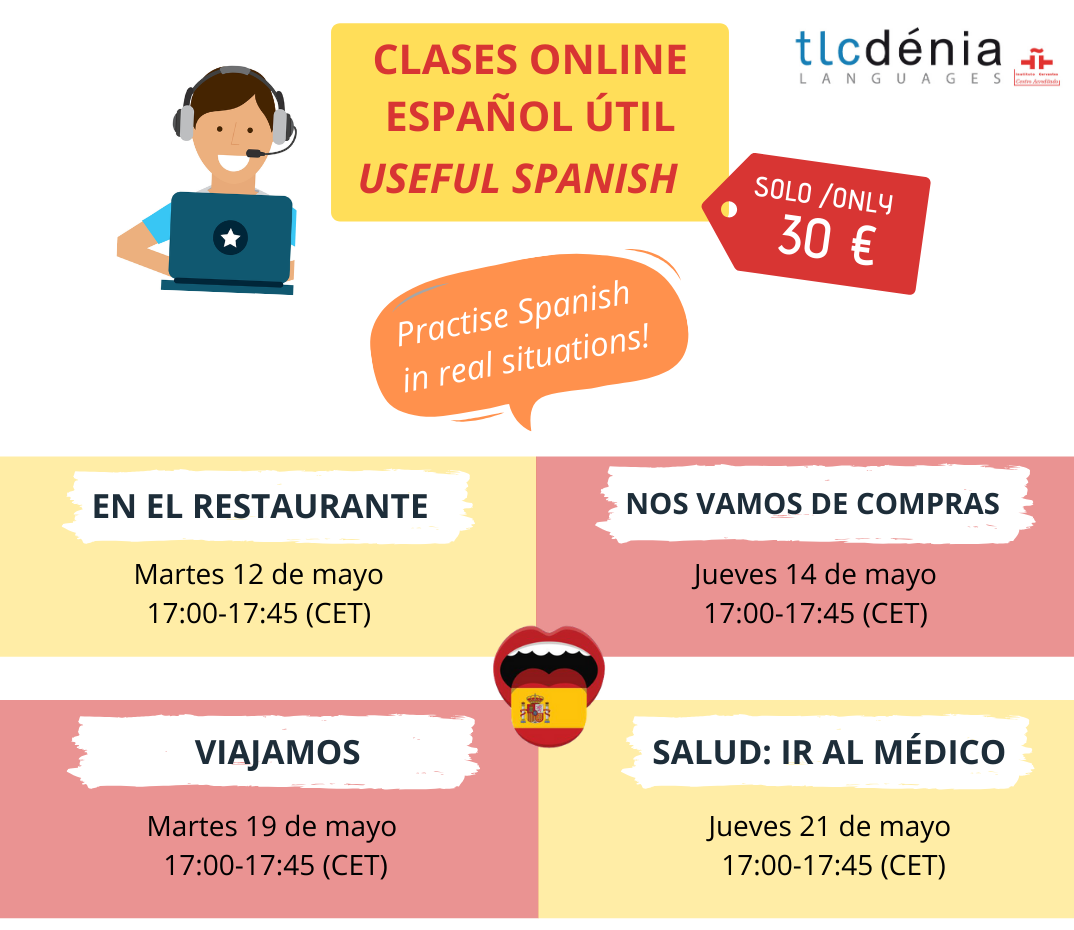 Useful Online Spanish course