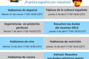free spanish online workshop