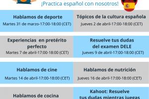 free spanish online workshop