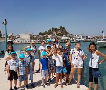 Espagnol pour Enfants (Option A)(5-10 ans)