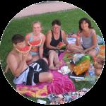 logement en famille à Denia en Espagne