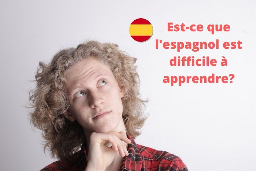 L'espagnol est-il difficile à apprendre