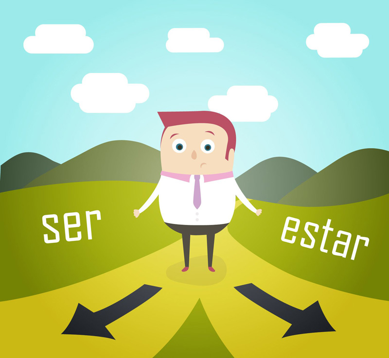 How to use the verbs Ser and Estar in Spanish