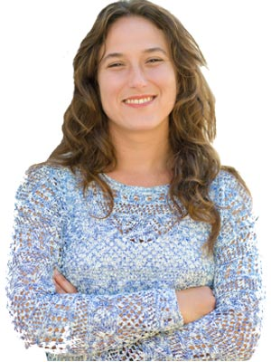 professeur d'espagnol Lucía