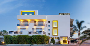 accommodation hotel villamor